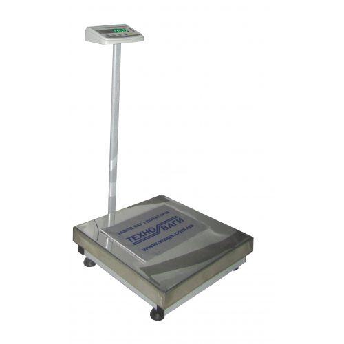 Весы товарные TB1-15-2-(400x400)-S-12ep