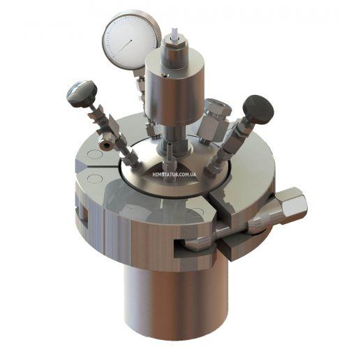 Реактор высокого давления РВД-3-700 (700мл; 200 бар)
